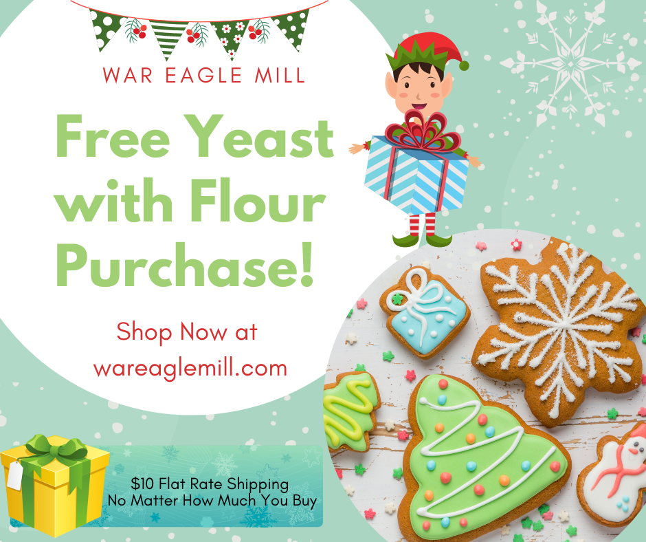 Black Friday Deal Free Yeast