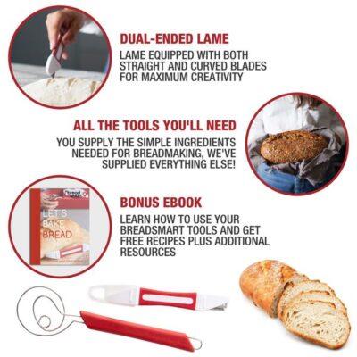 Breadsmart kit details #2