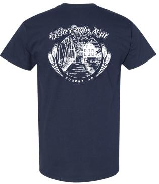 WEM navy t-shirt