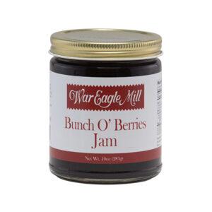 Bunch O Berries Jam Organic