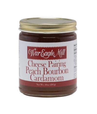 Cheese Pairing Peach Bourbon Cardamom
