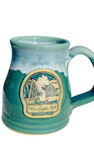 War Eagle Mill Stoneware Mug