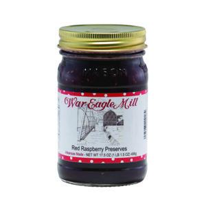 Organic Red Raspberry Preserves