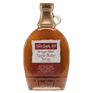 Organic Sugar Free Apple Butter Syrup