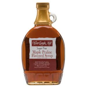 Organic Maple Praline Sugar Free Syrup