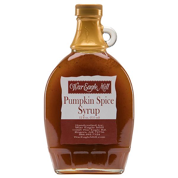 Organic Pumpkin Spice Syrup