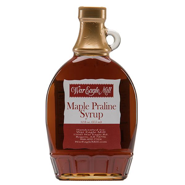 Organic Maple Praline Syrup