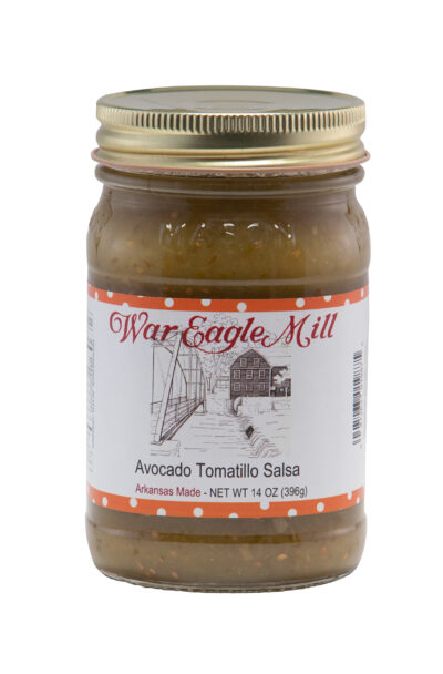 Avacado Tomatillo Salsa
