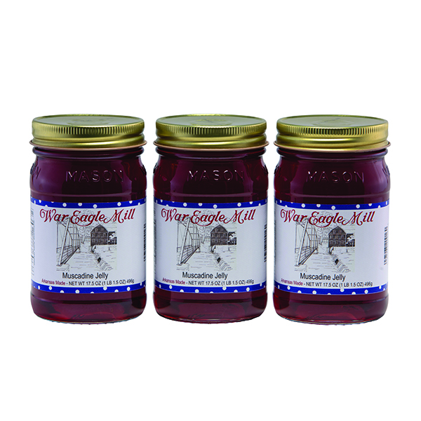 Organic Muscadine Jelly