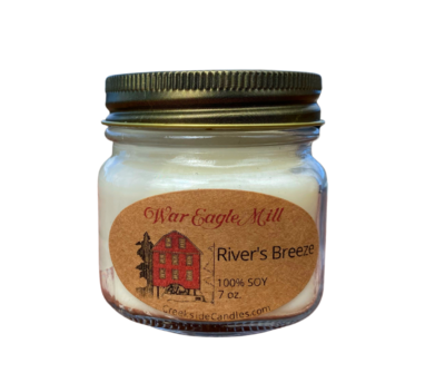 River Breeze candle