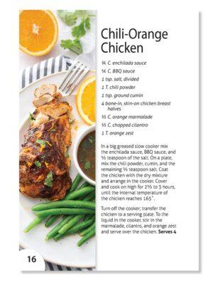 Chili-Orange Chicken