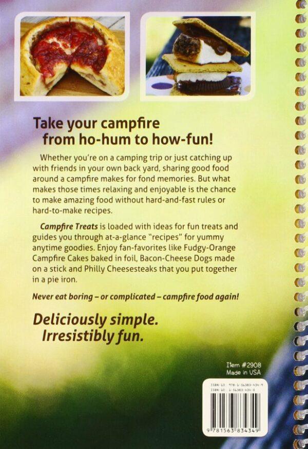 camp fire treats