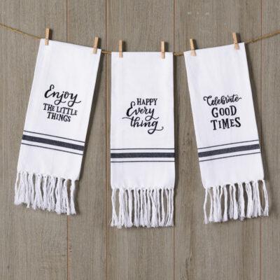 Artisan tea towel collection