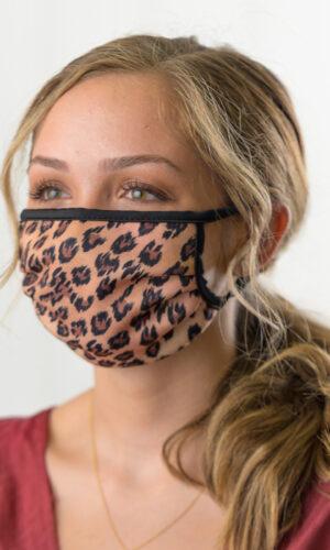 Cheetah Protective Face Mask