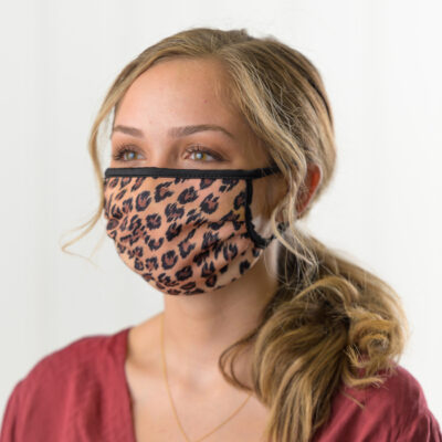 Cheetah Protective Face Mask
