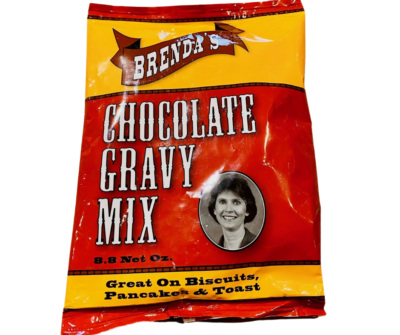 Chocolate Gravy Mix
