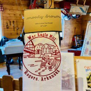 tea towels red mill