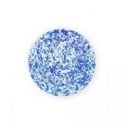 enamel ware blue