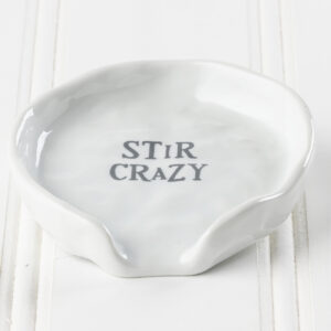 Stir Crazy Spoon Rest