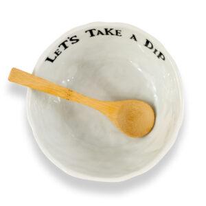 Artisan Dip Bowl