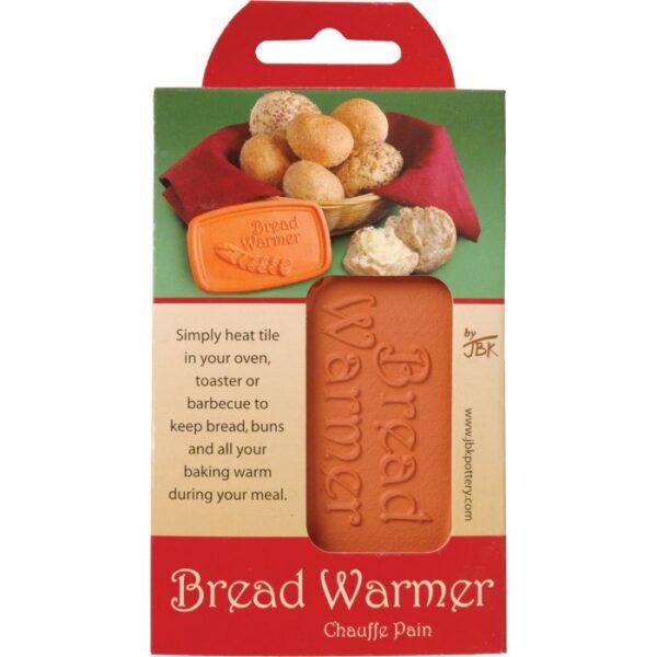 bread warmer in packaging