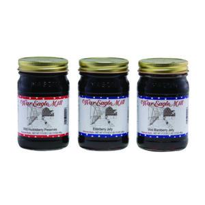 Organic Jelly Wild Berries