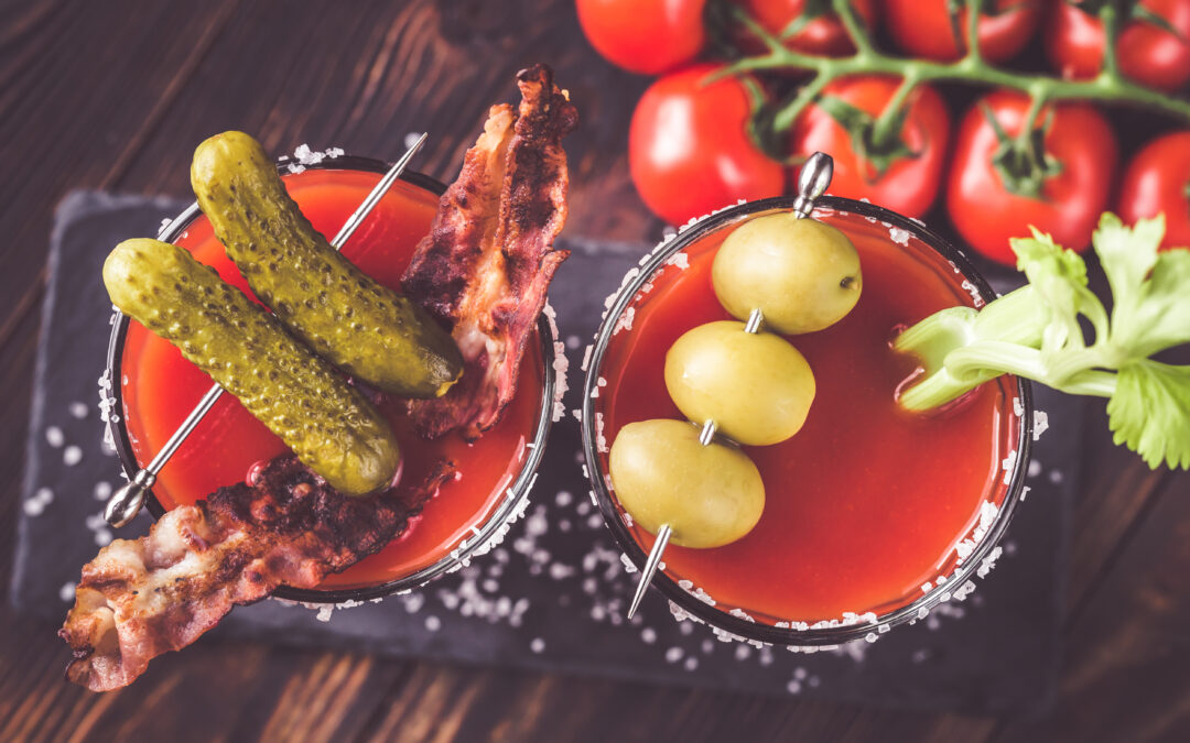 War Eagle Mill Bloody Mary