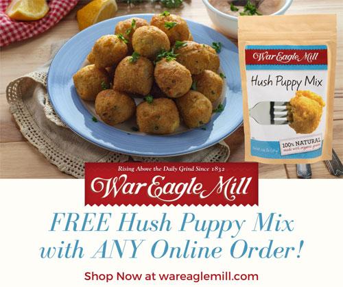 free hushpuppy mix