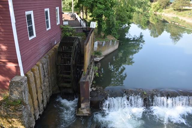 Undershot Mill